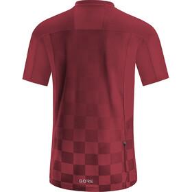 GORE WEAR C3 Chess Cykeltrøje Herrer, chestnut red